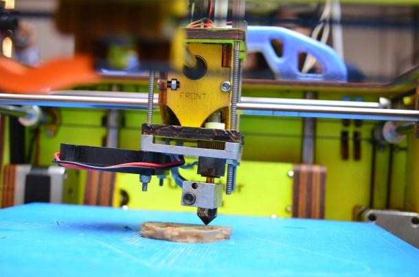 Impresión 3D Organos