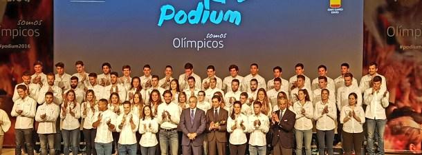 El pódium de sueños para Río 2016 también llegará a Tokio 2020