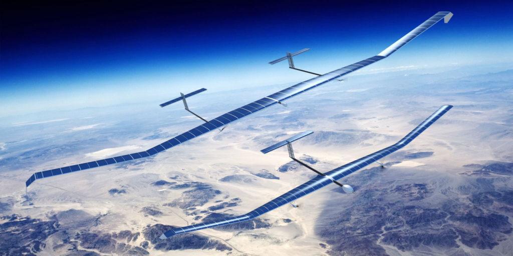 El plan de Airbus para sustituir satélites con drones