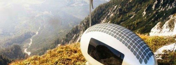 Vivir en cualquier parte del mundo en una cápsula solar