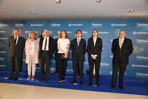 Nace Movistar+ 5S, una plataforma accesible para todos