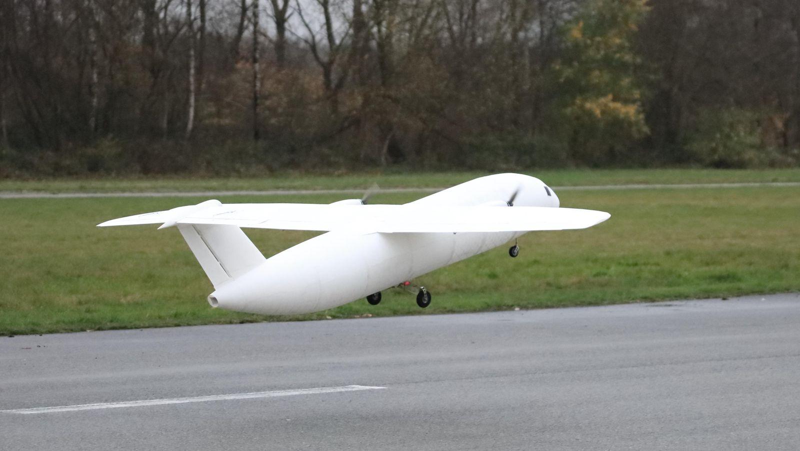 THOR, el avión completamente impreso en 3D de Airbus
