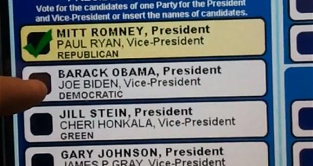 En Estados Unidos ya se puede votar de manera electrónica.