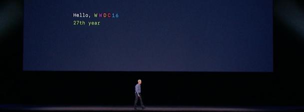 Las novedades más destacadas de Apple en la WWDC 2016