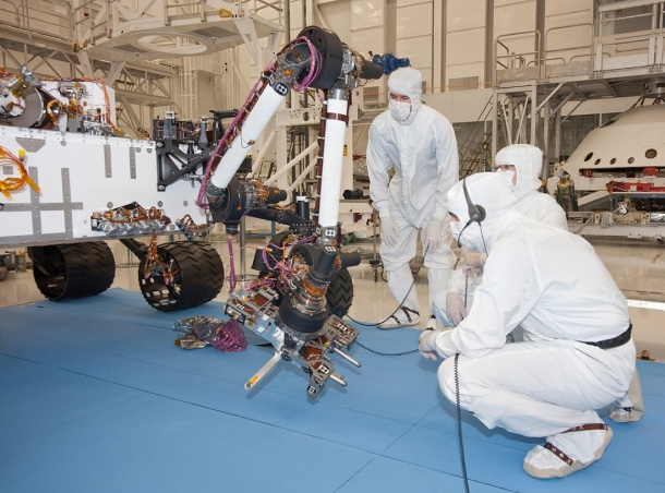 Patentes de la NASA