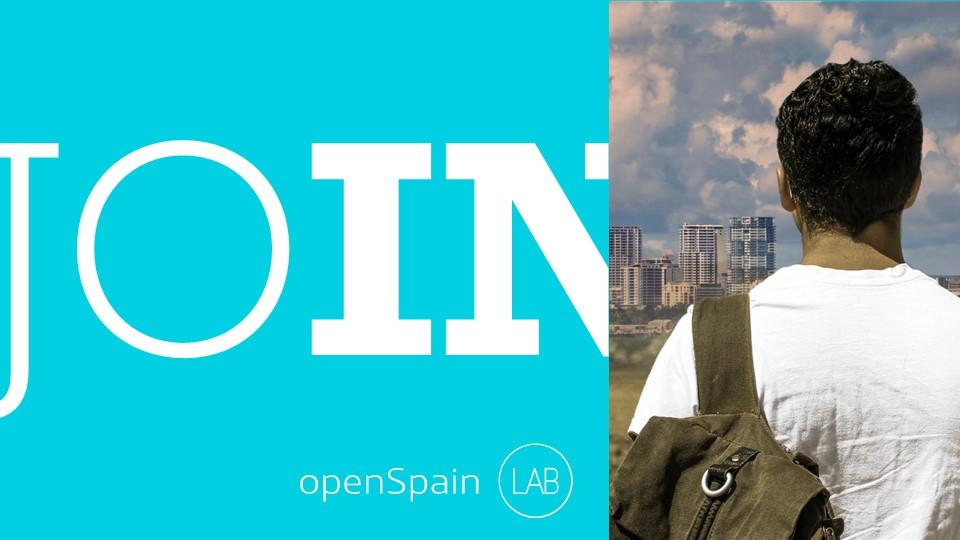 OpenSpain LAB, un proyecto de integración a través del talento joven multicultural