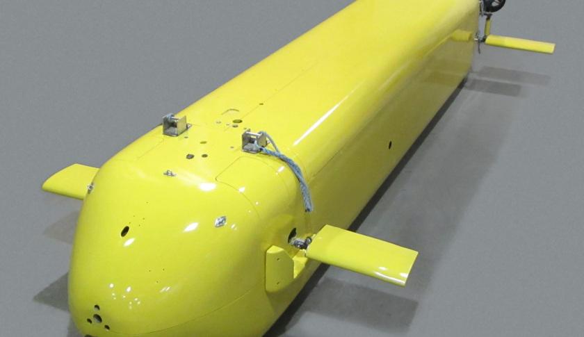 Los drones marinos podrían alimentarse energéticamente bebiendo agua marina