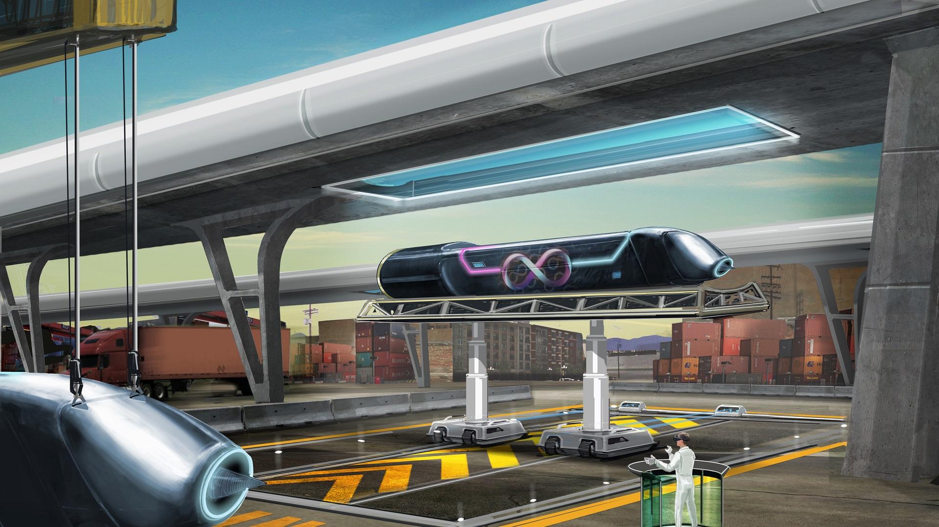 Hyperloop One mira hacia el transiberiano