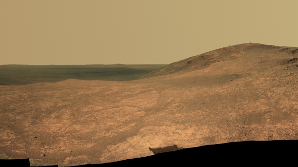 Cultivos en el suelo de Marte