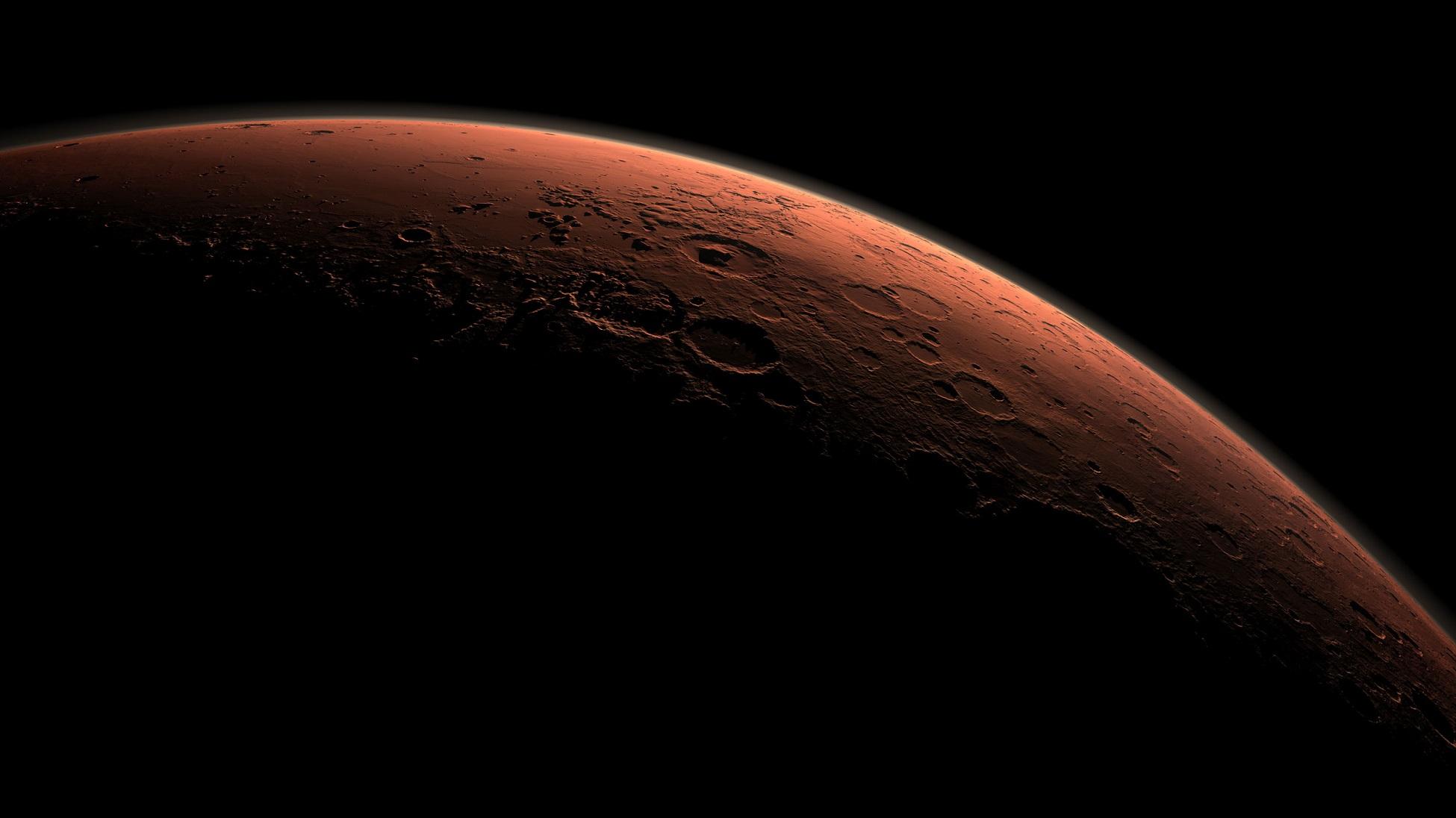 SpaceX quiere poner un ser humano en Marte en 2025