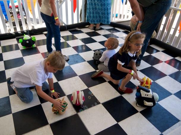 niños y la tecnología
