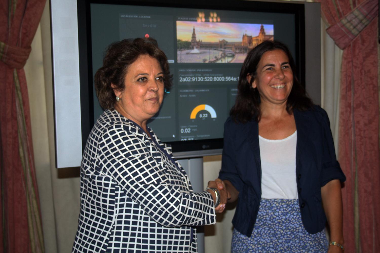 Sevilla da un gran paso para consolidarse como smart city