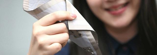 Los sensores flexibles textiles dan más posibilidades a la ropa del futuro