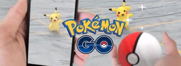 Pokemon Go, un fenómeno en crecimiento [GIF]