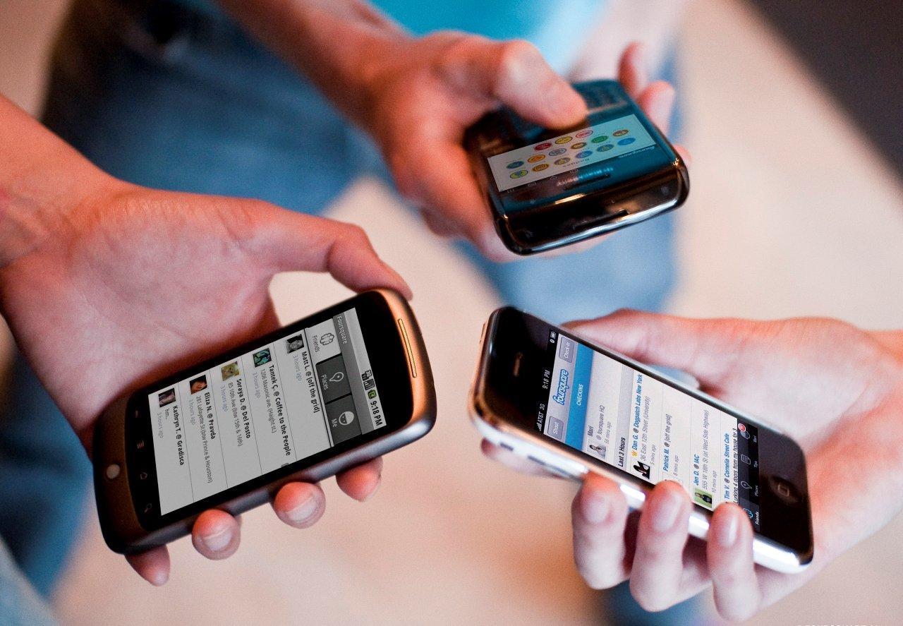 El smartphone, un invento que se remonta a miles de años atrás