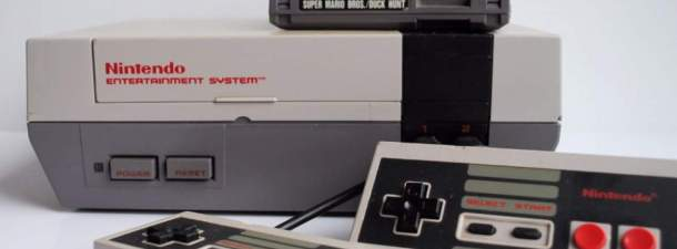 El espíritu nostálgico de Nintendo