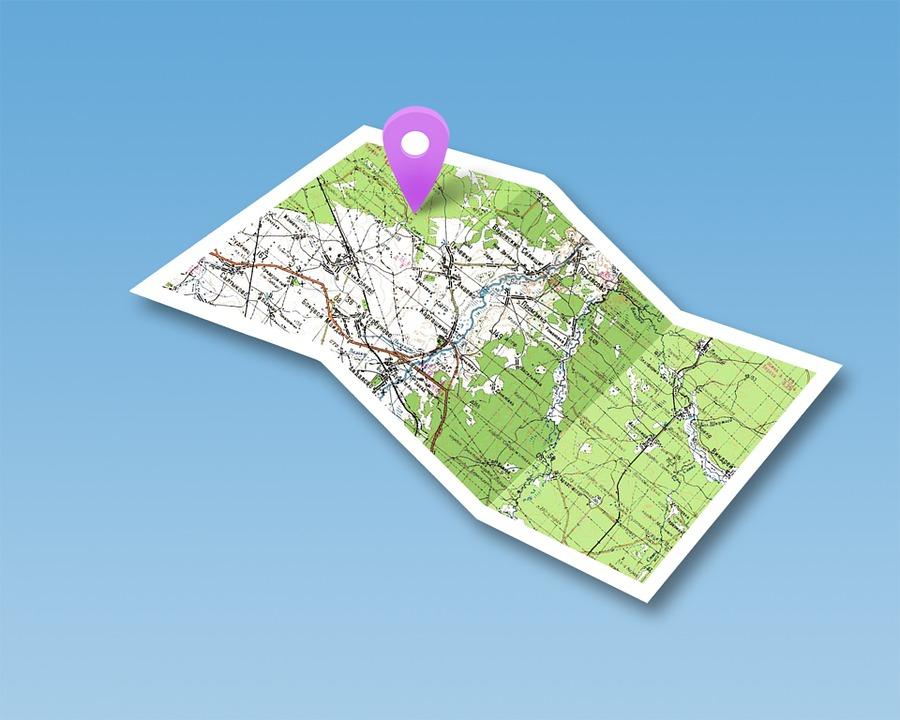 Las cucarachas también usan el GPS para orientarse