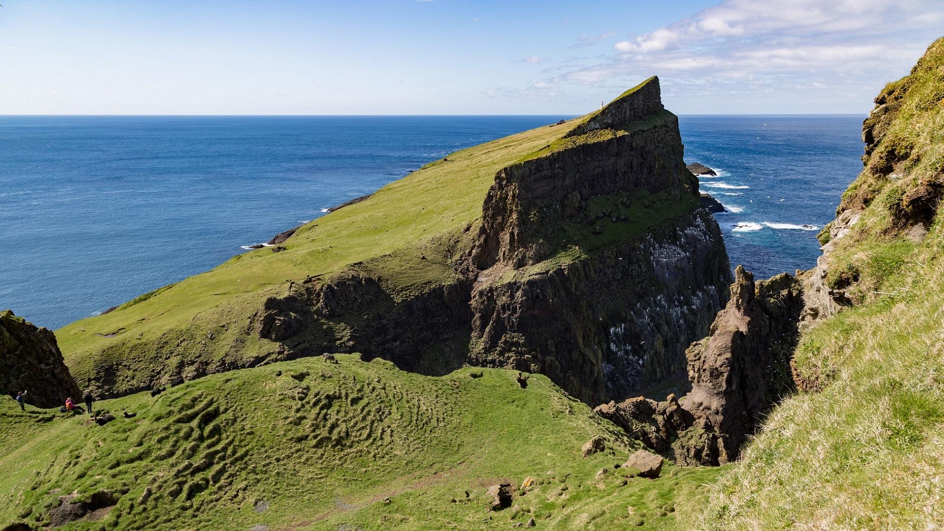 Ovejas con cámara: el proyecto para sustituir Street View en las Islas Feroe