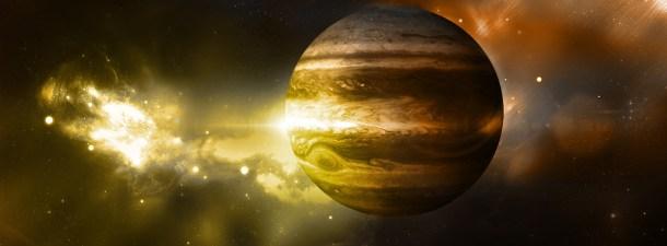 La sonda Juno visita Júpiter para conocer sus secretos