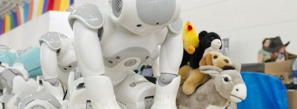 Diseñado para trabajar con personas: el nuevo sello que deberán tener los robots en el futuro
