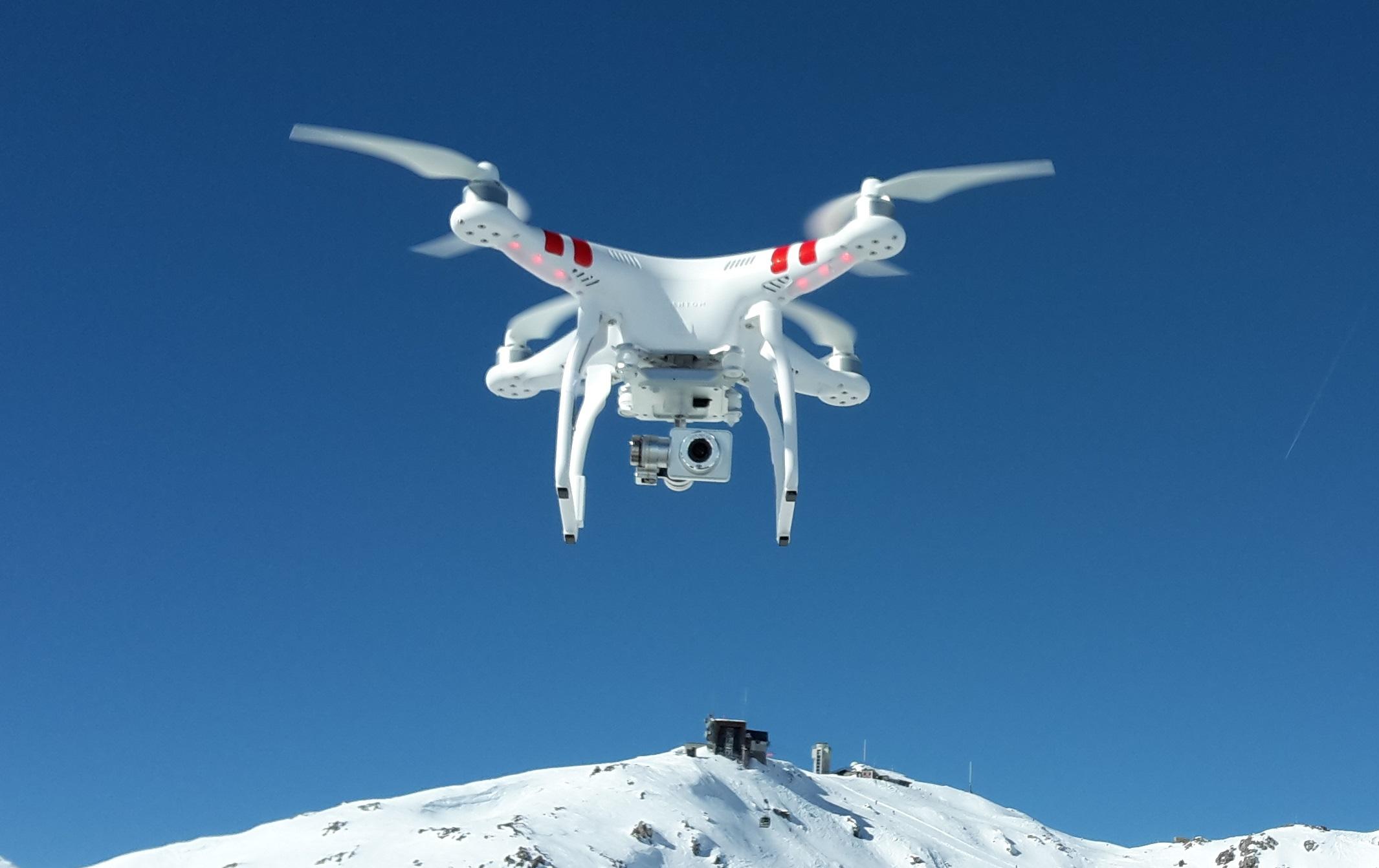 Cómo evitar que los drones alteren la vida salvaje