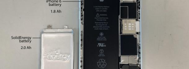 Una startup del MIT promete baterías con el doble de capacidad para 2017