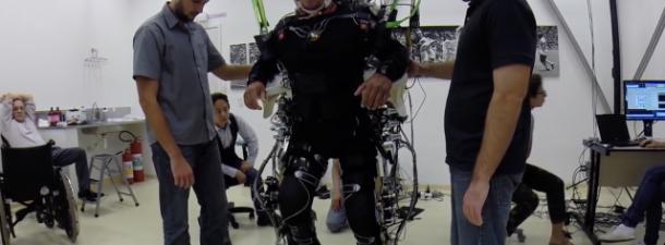 La realidad virtual logra reactivar miembros de pacientes parapléjicos