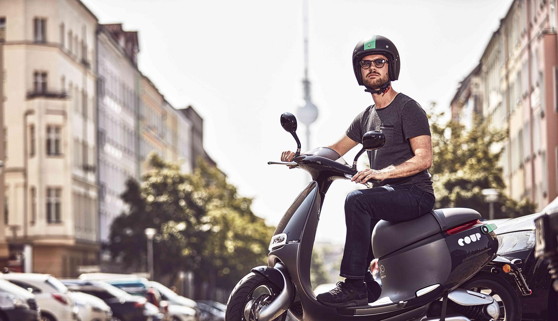 Gogoro: el modelo Car2Go con scooters eléctricas