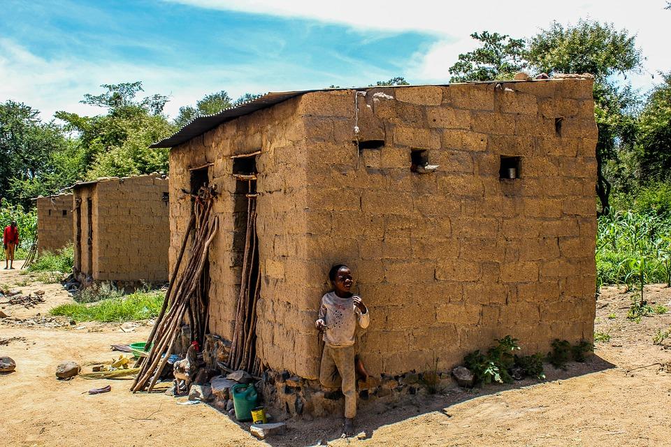 La pobreza en África, retratada en imágenes vía satélite