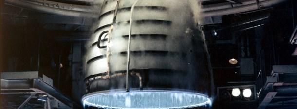 Así RS-25: el motor que propulsará el cohete más potente hasta la fecha