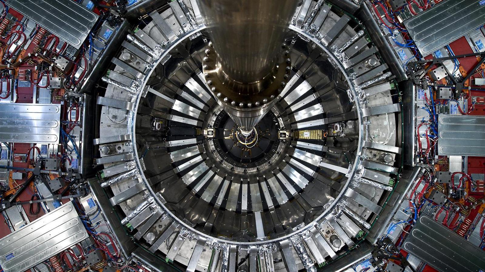 La cautivadora melodía de la Física: así suenan las partículas chocando en el CERN