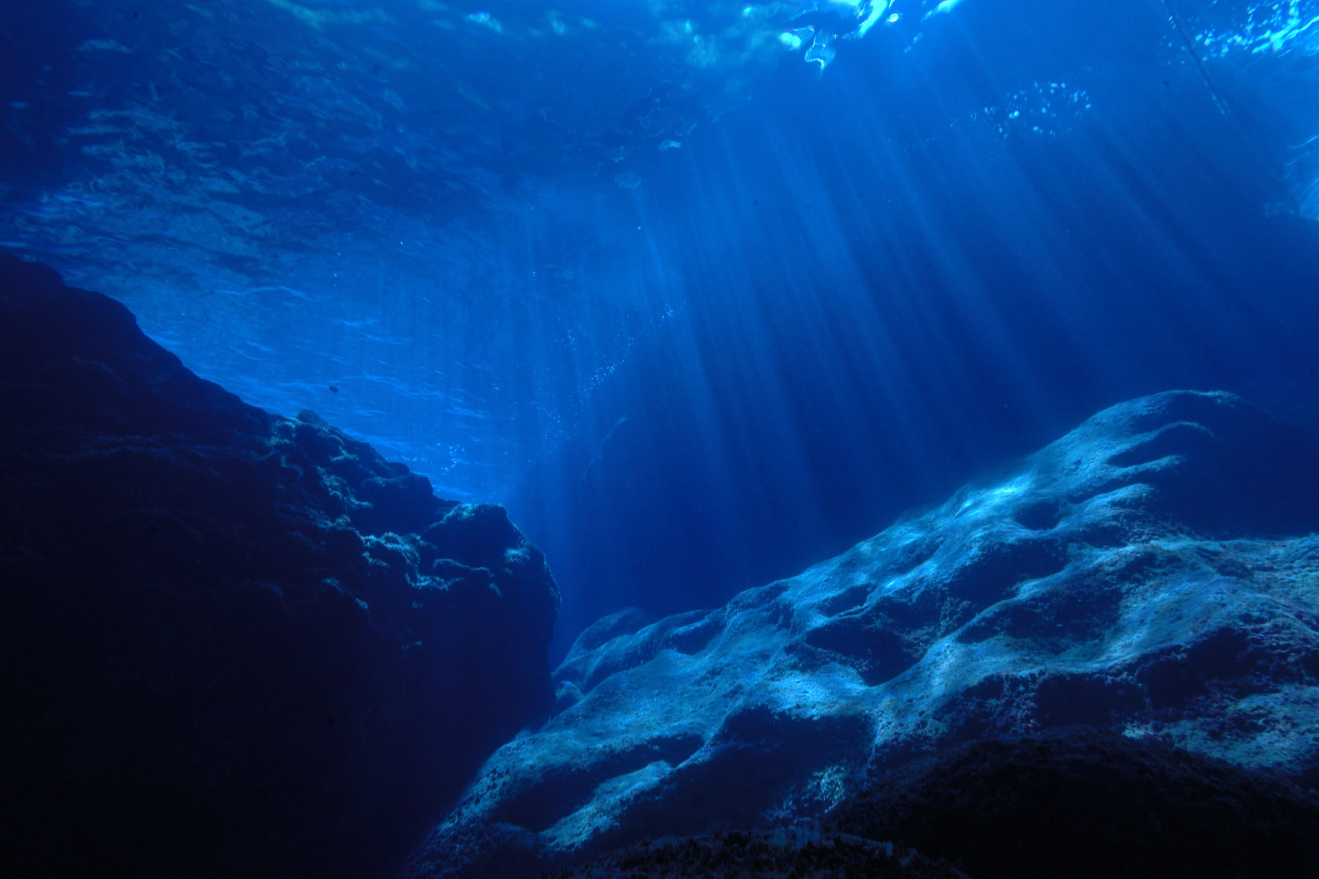 El plan de China para construir una estación submarina habitable