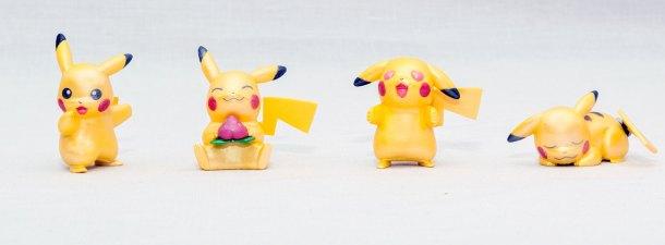 Algo pasa con Pikachu, ¿será una moda pasajera?