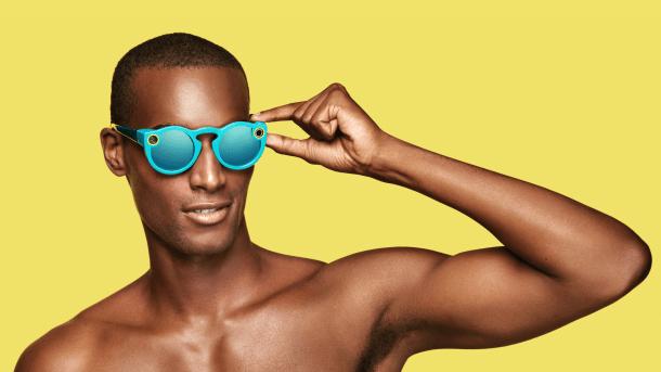 Quizá algún día gafas tecnológicas ayuden a ver a personas ciegas.