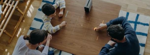 El Sony Xperia Projector convierte cualquier superficie en una pantalla táctil