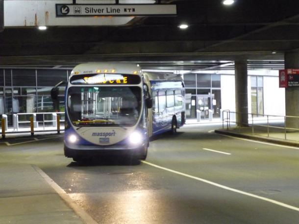 microbús autónomo