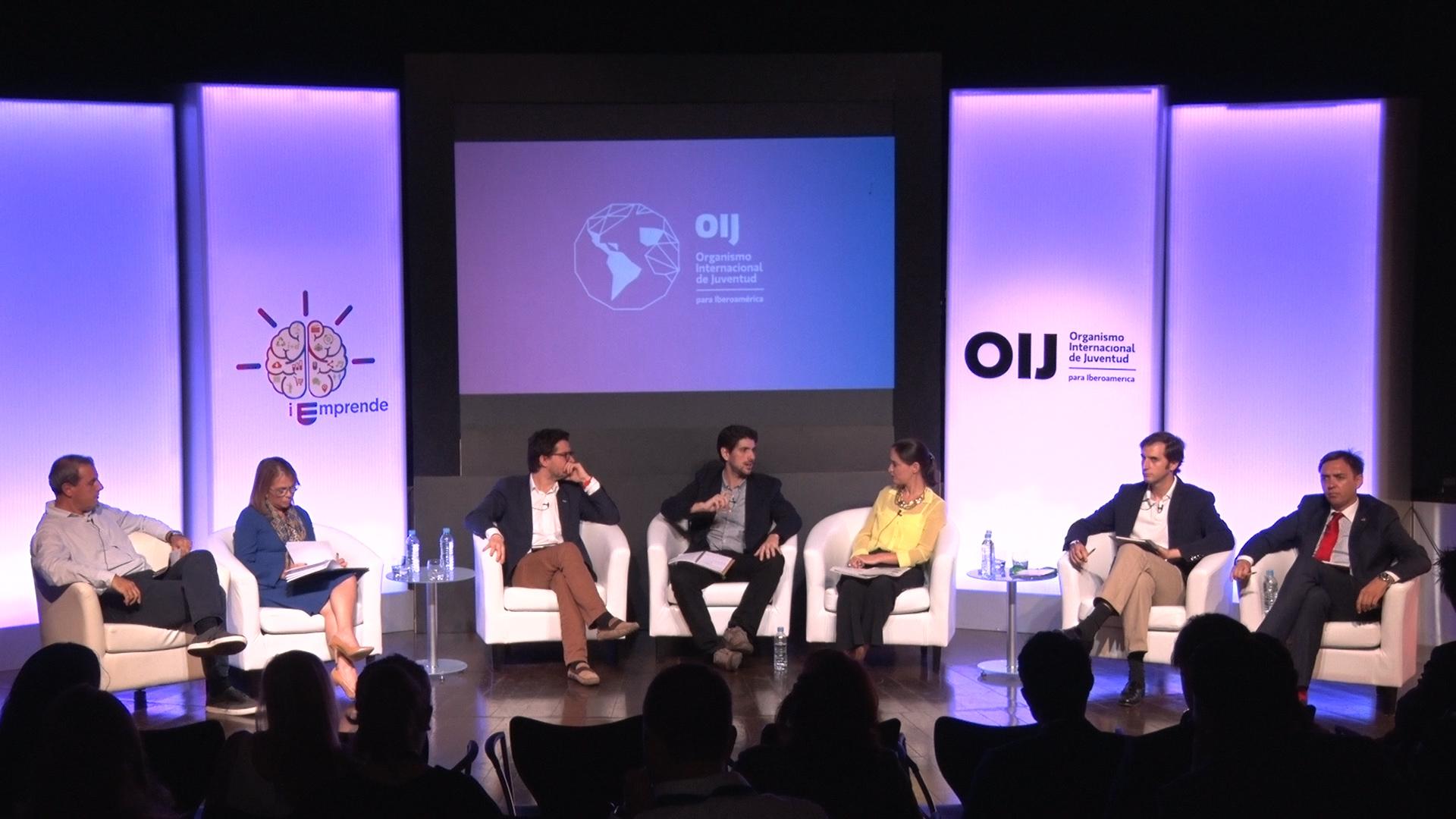 El emprendimiento a través de la juventud iberoamericana