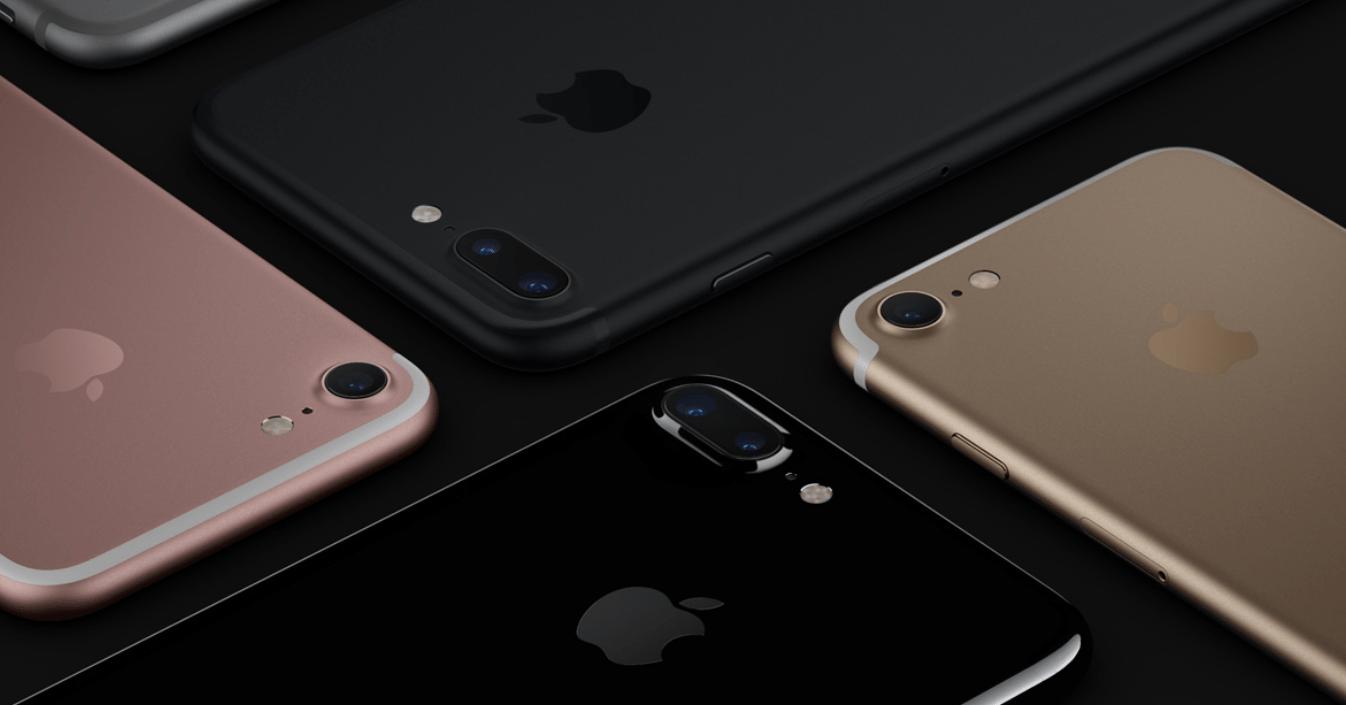 La era de los iPhone 7