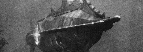 El Nautilus real que inspiró a Julio Verne
