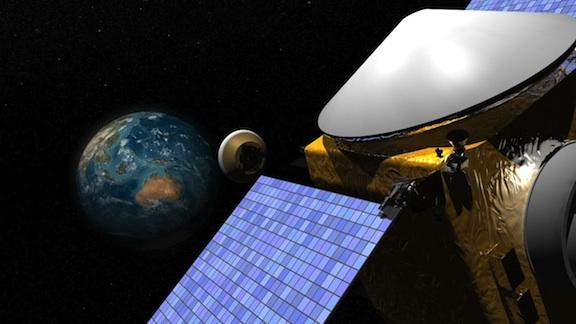 OSIRIS-REx, una misión de ida y vuelta a la caza de un asteroide