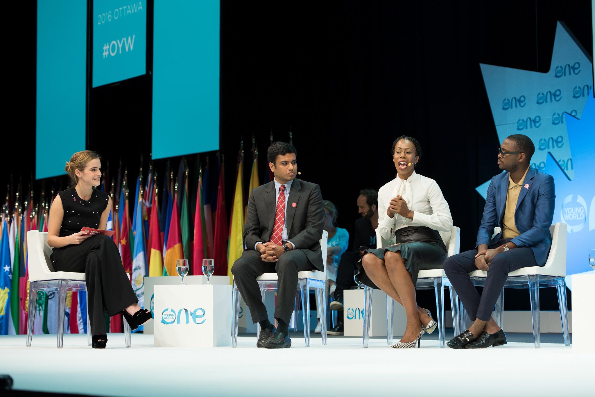 """One Young World: el """"Silicon Valley"""" donde se viene a cambiar el mundo"""