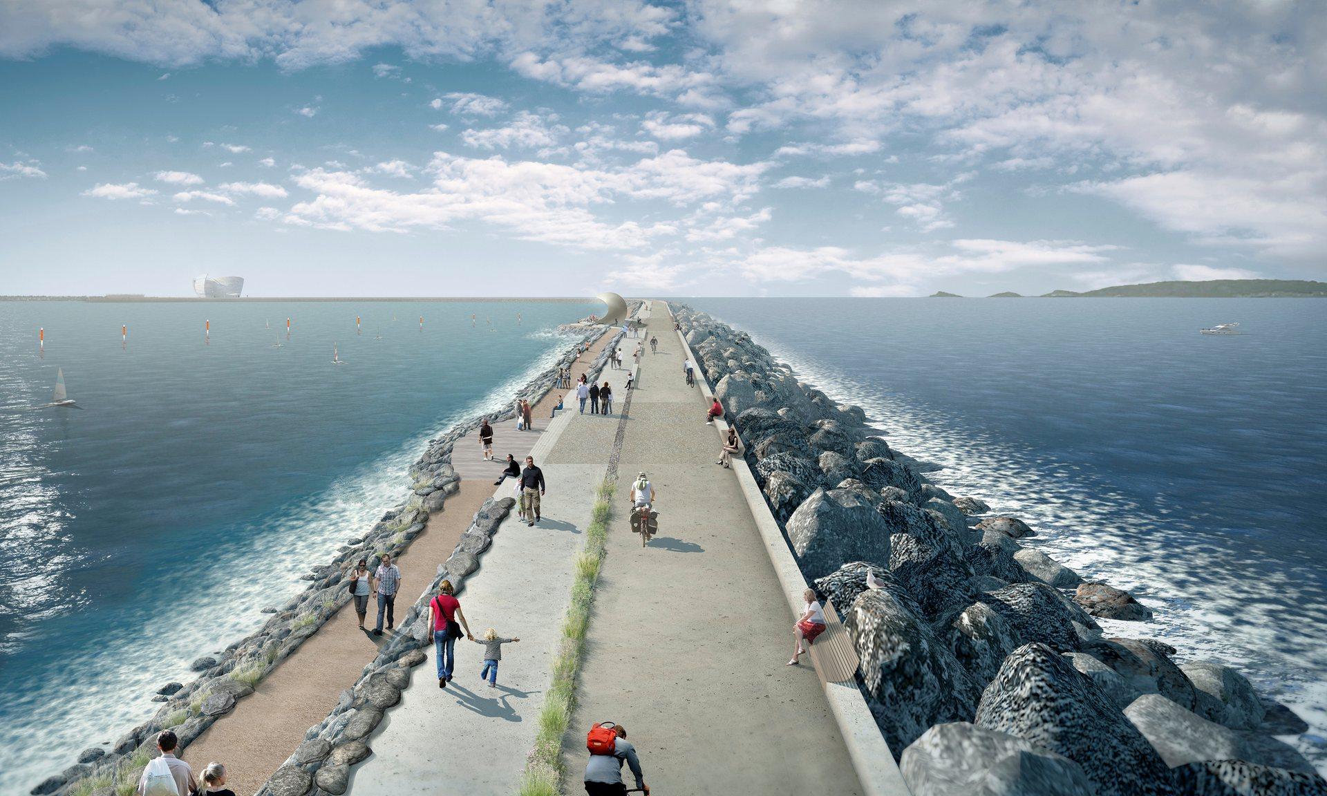 Las mareas pueden ser la mejor fuente de energía para las ciudades de Inglaterra