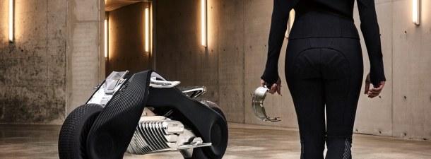 La nueva moto de BMW que no necesita casco