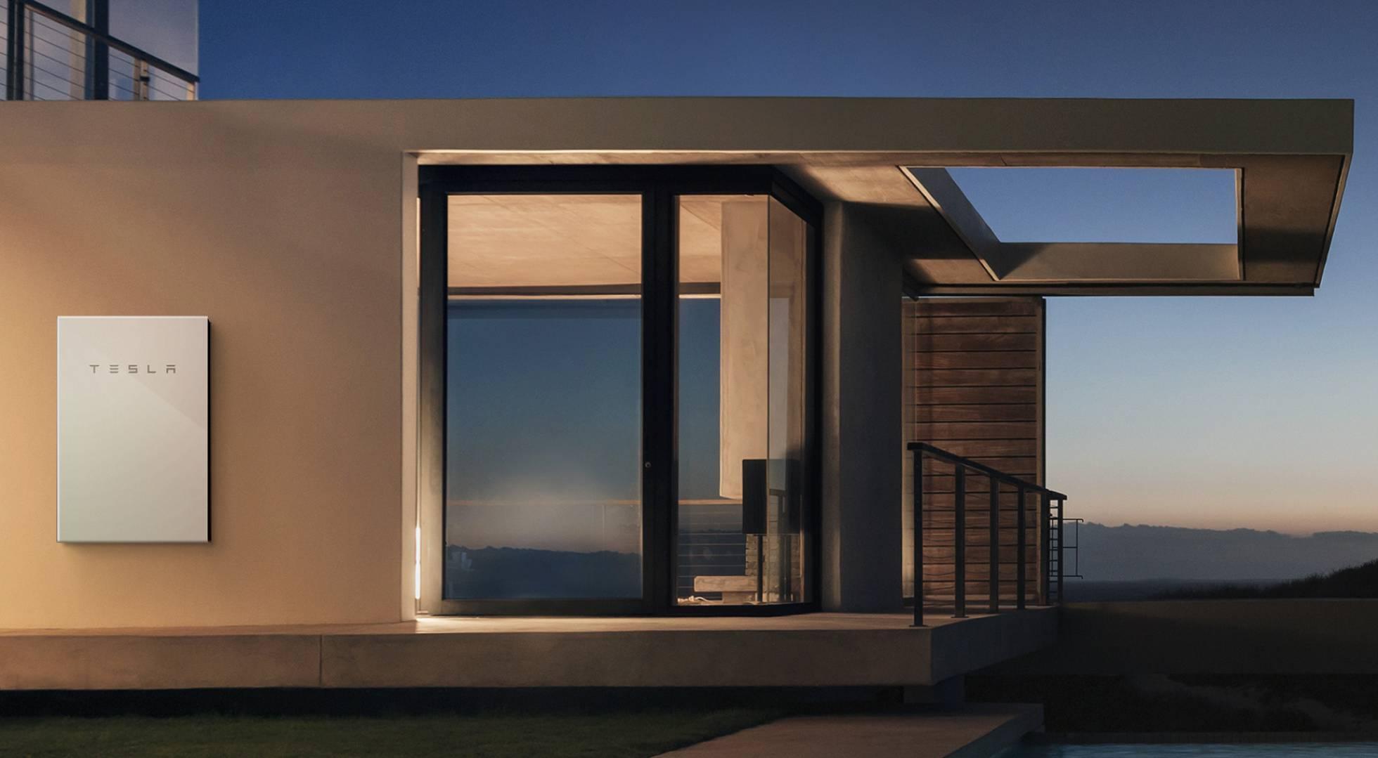La modernidad llega a España con las baterías Tesla Powerwall 2