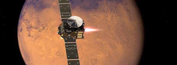 Marte, un planeta con sabor agridulce para Europa
