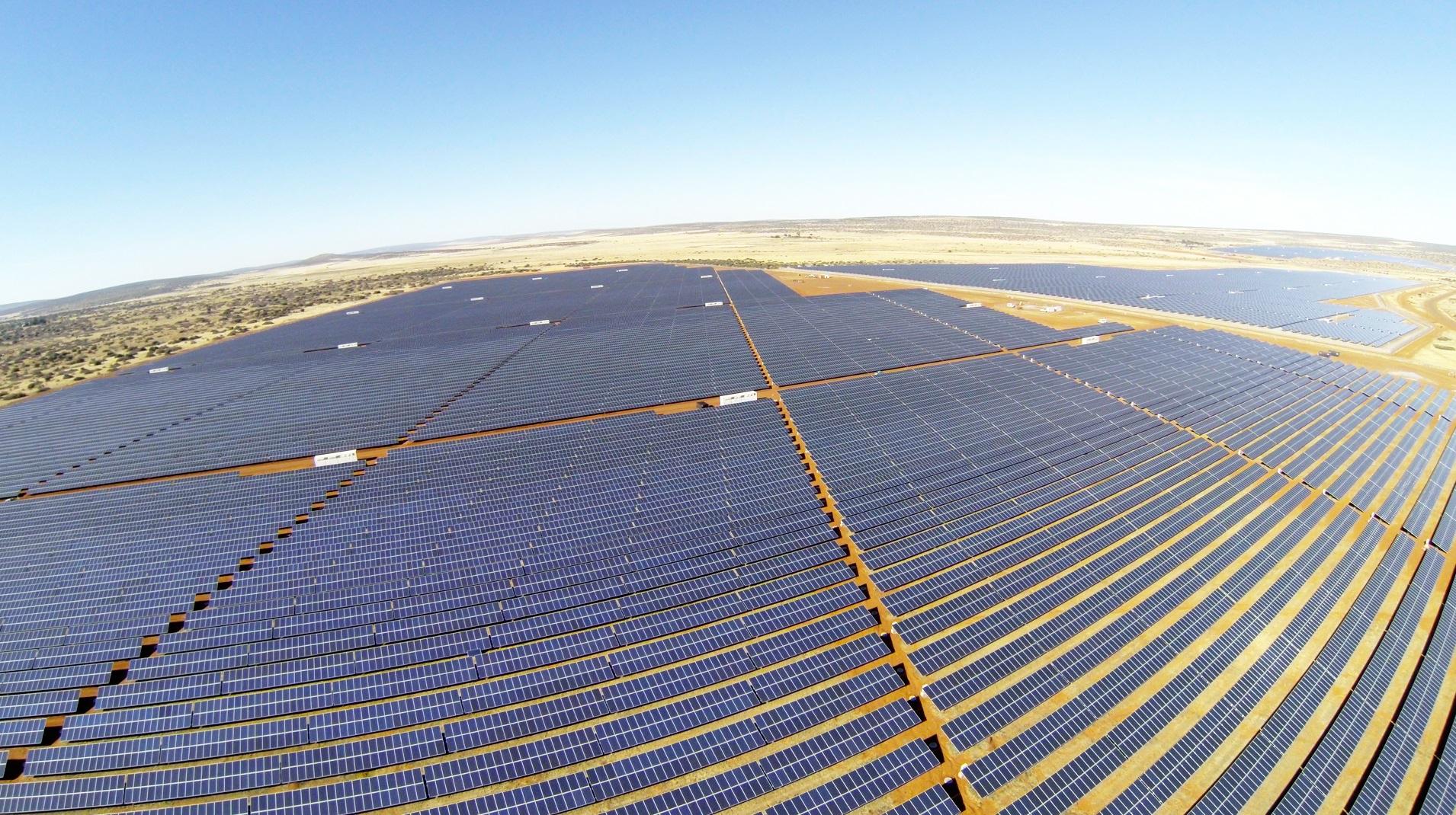 Esta futura planta solar dará energía a un millón de hogares