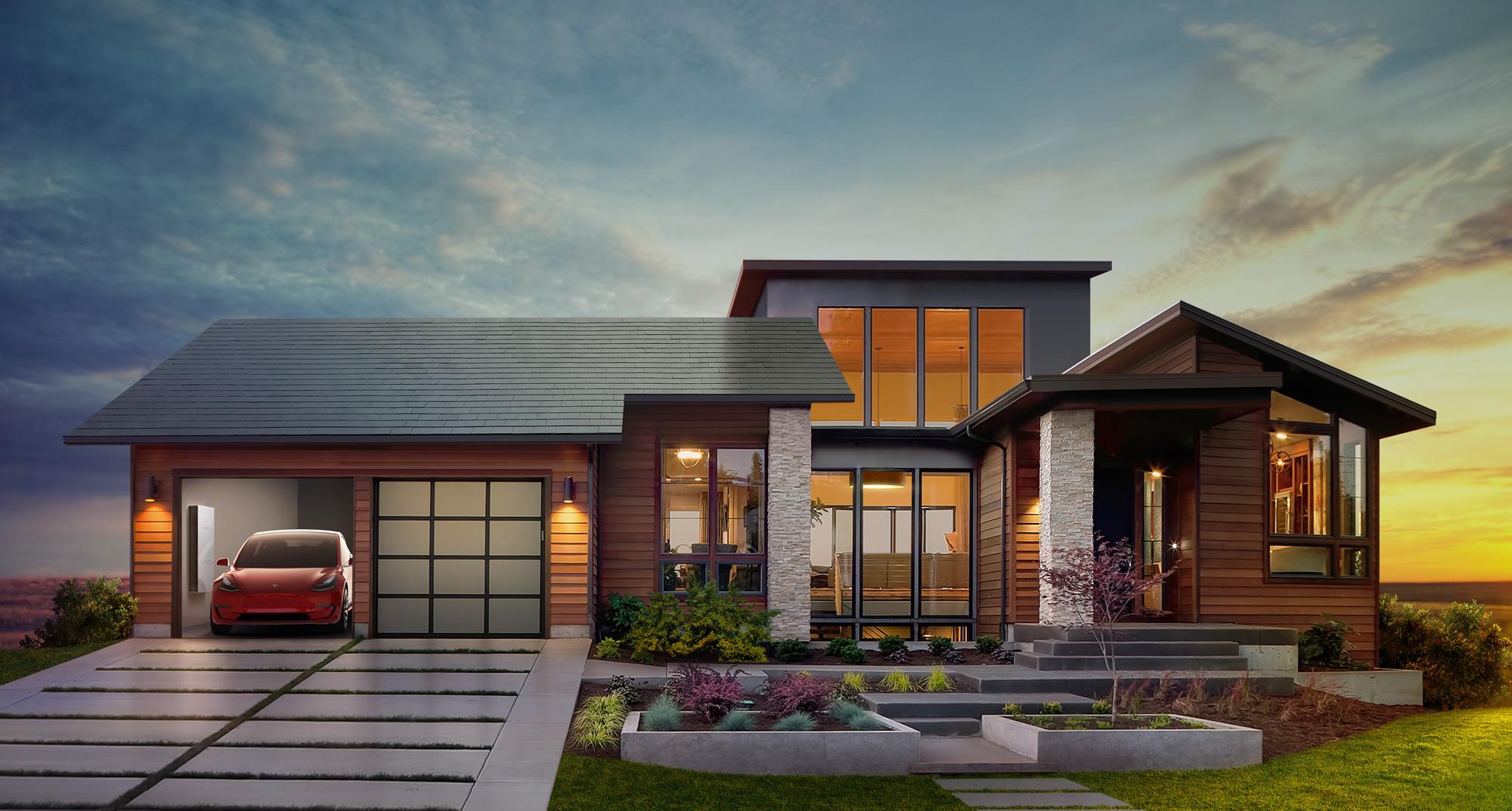 La unión de Tesla y Solarcity trae grandes avances invisibles a los hogares