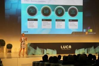 Presentación de LUCA