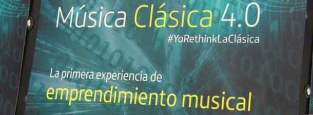 Telefónica se adentra en la música clásica con un nuevo programa de emprendimiento