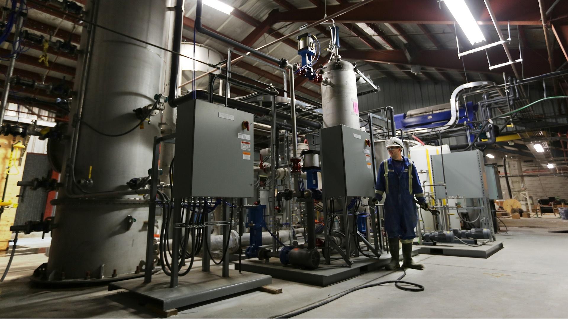 Esta startup retira el CO2 de la atmósfera y lo convierte en combustible